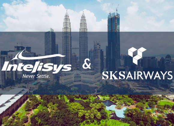 SKS Airways Signs with InteliSys Aviation